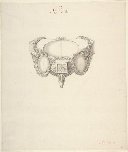 Design for a Salt Celler