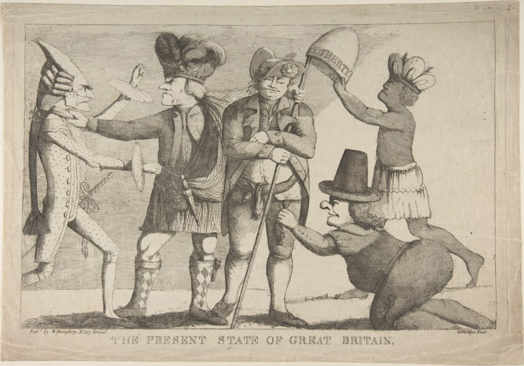 The Present State of Great Britain