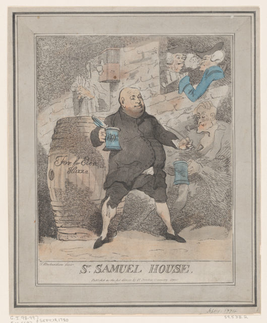 Sir Samuel House