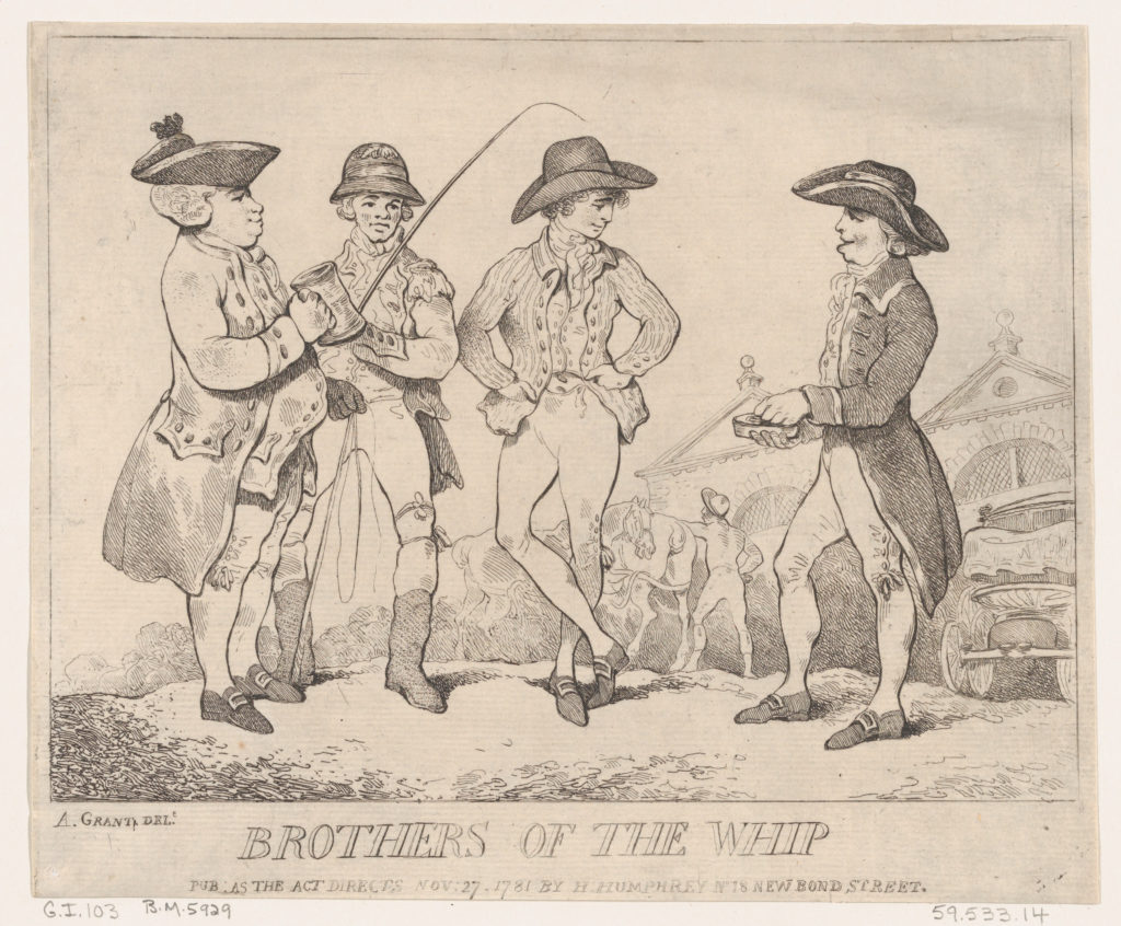Brothers of the Whip
