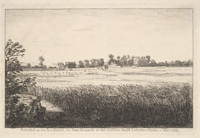 View of Ranby's House