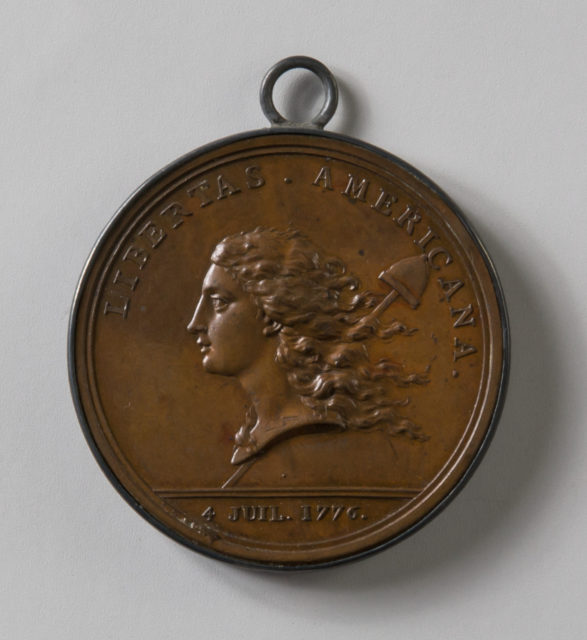 Medal Commemorating the Declaration of Independence