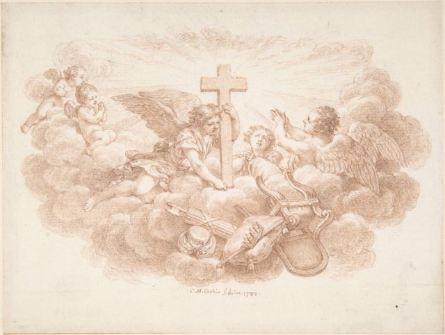 The Cross Triumphant over Worldly Powers