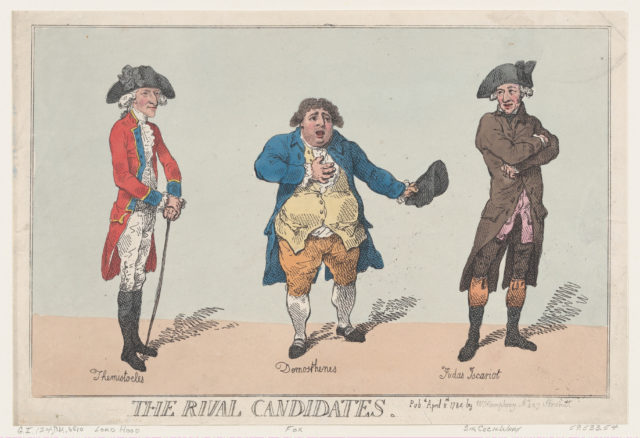 The Rival Candidates