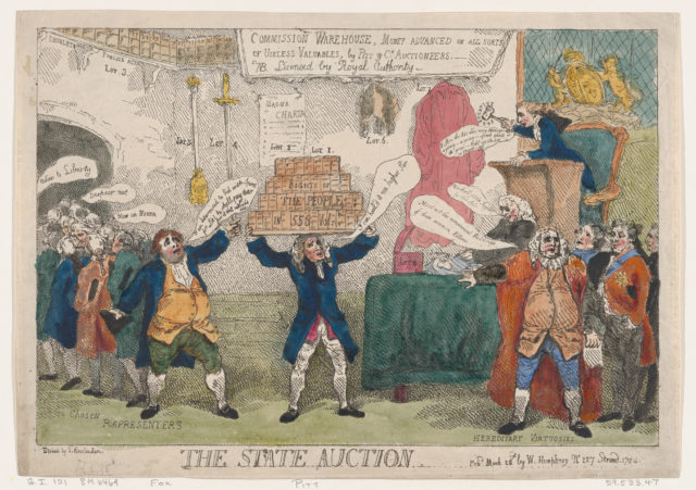 The State Auction