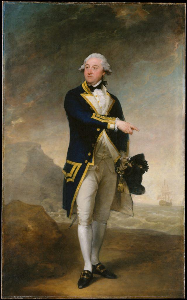 Captain John Gell