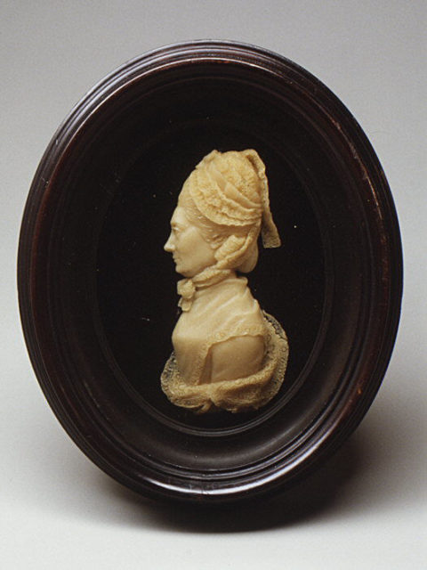 Mrs. Robertson (Margaret Berry), 1720–1795