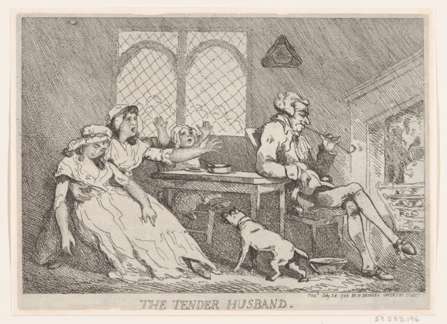 The Tender Husband