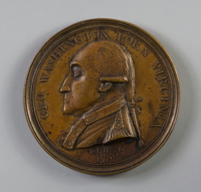 Medal of George Washington's Public Offices