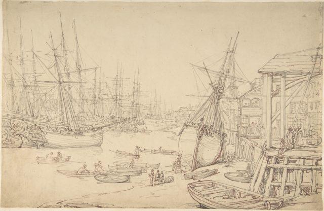 Shipyard, Greenwich
