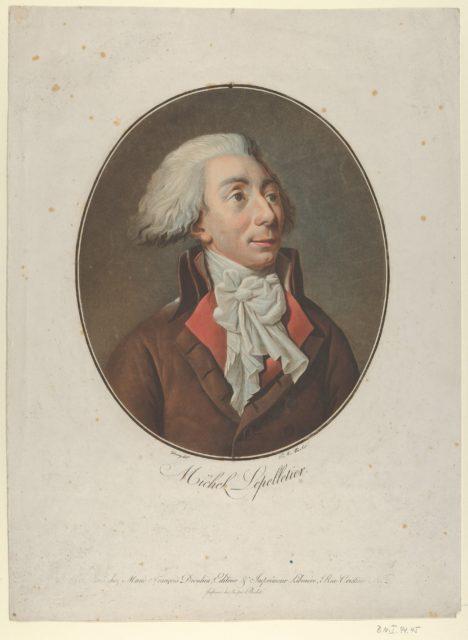 Louis Michel Lepelletier de St. Fargeau