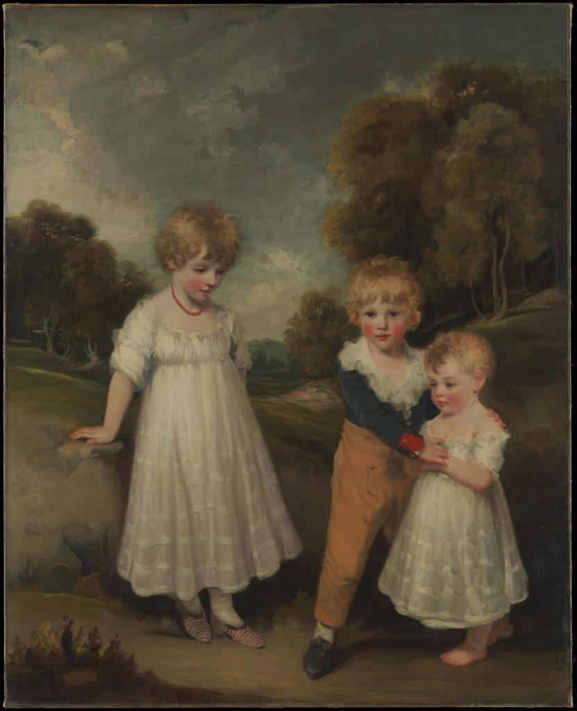 The Sackville Children