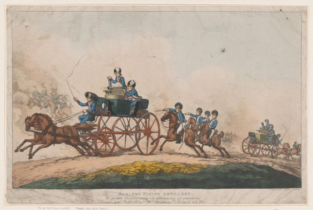 Sadlers Flying Artillery