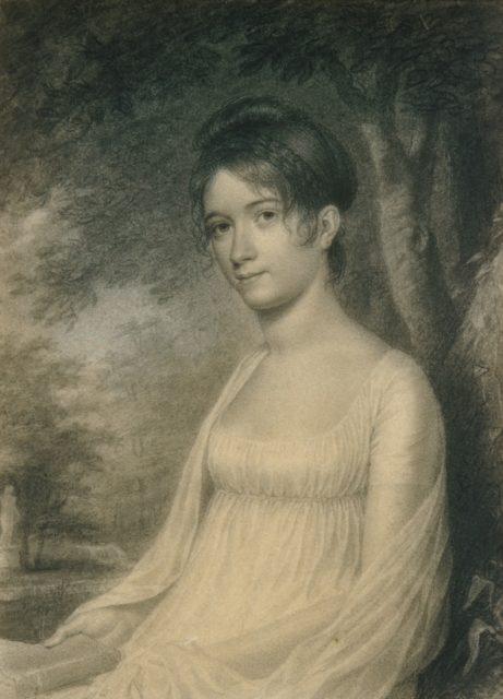 Sarah Russell Church (daughter of Edward Church)
