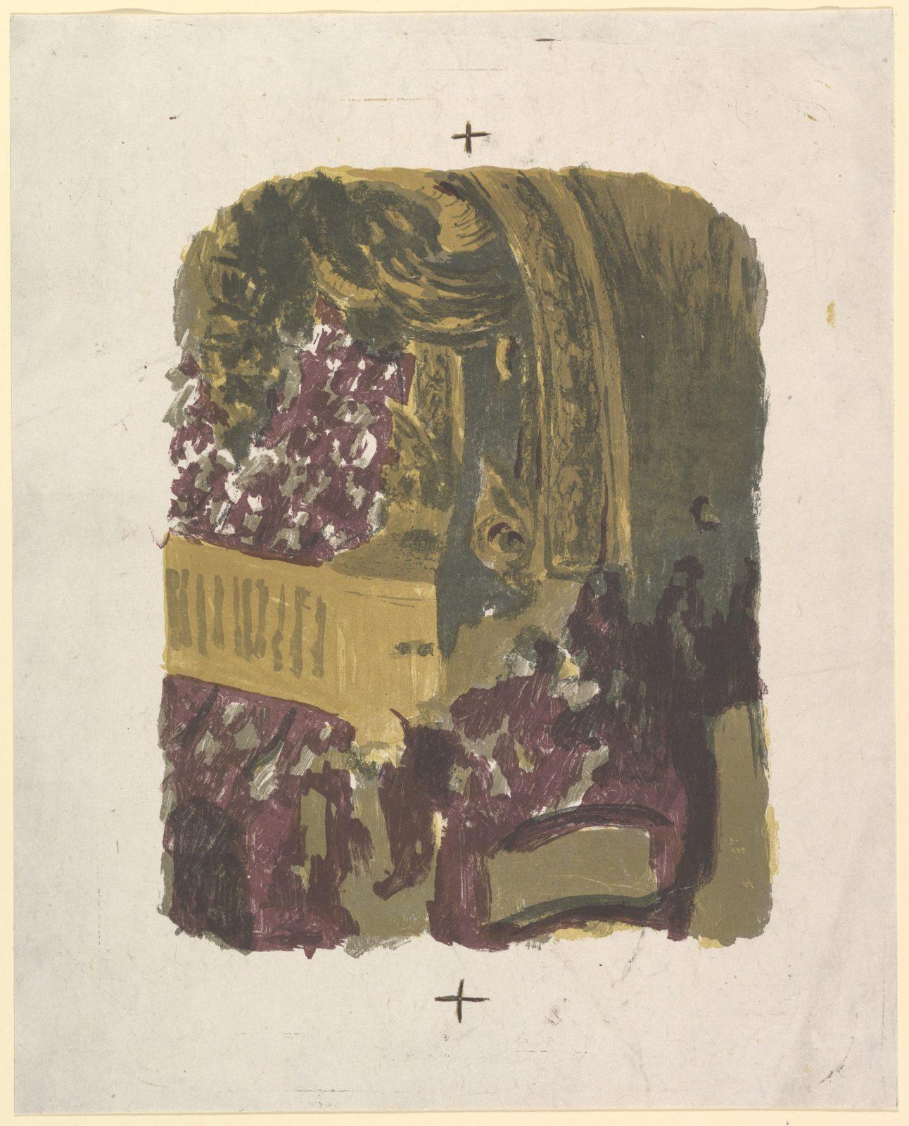 A Gallery at the Gymnasium (Un galerie au gymnase)