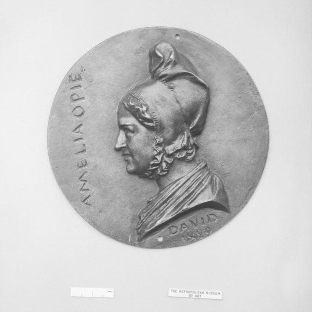 Amelia Opie (née Alderson), English novelist and moral writer (1769–1853)