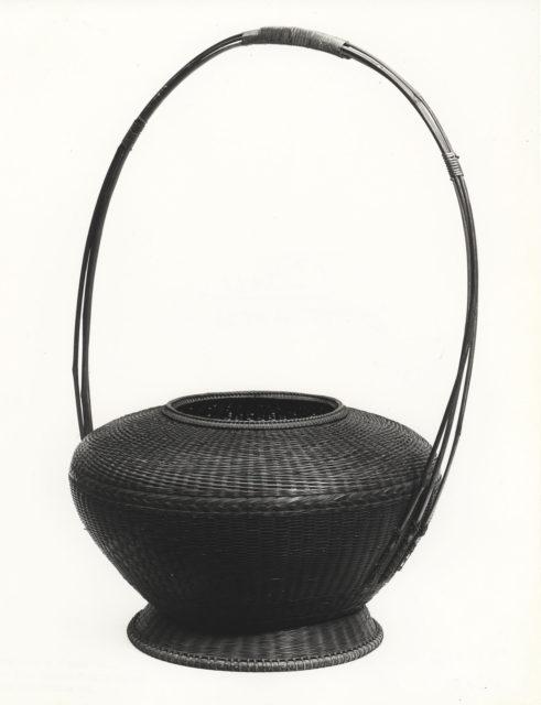 Basket for Peonies