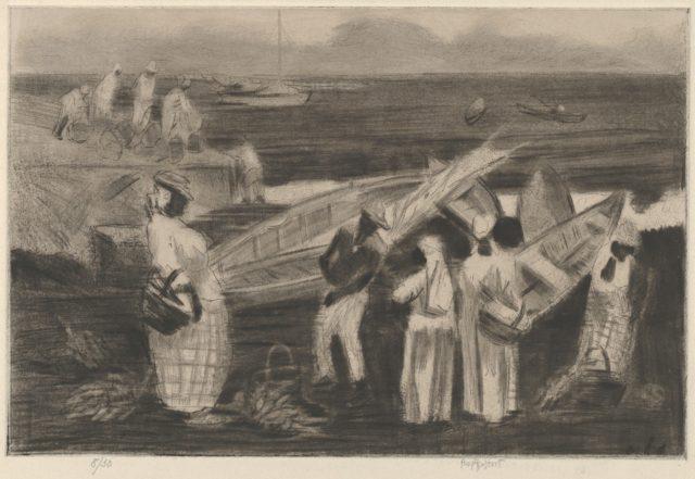 Boats and Natives