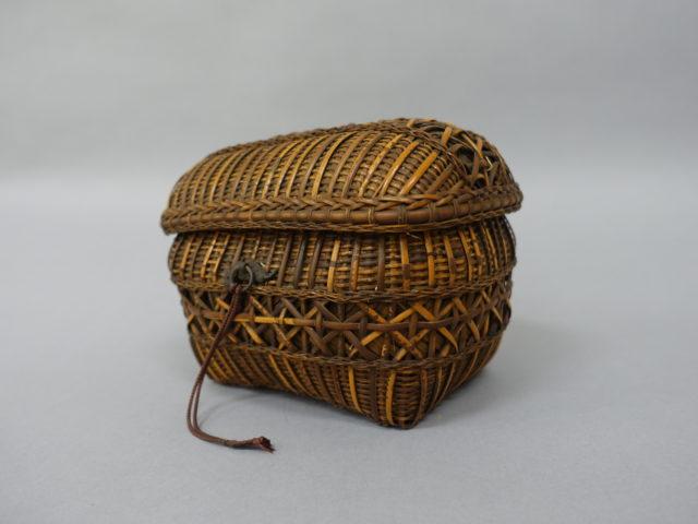 Covered Basket