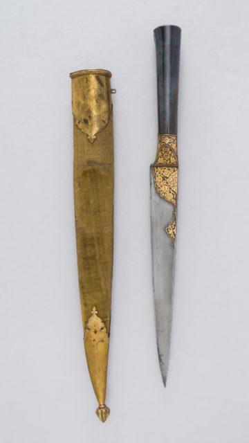 Dagger (Kard) with Sheath