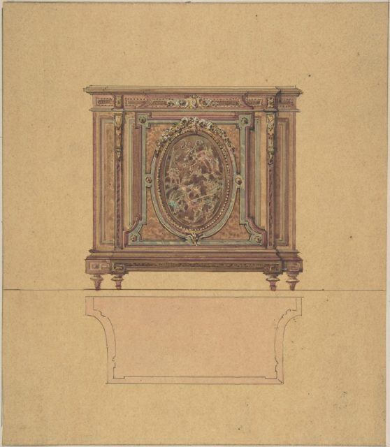 Design for a Commode