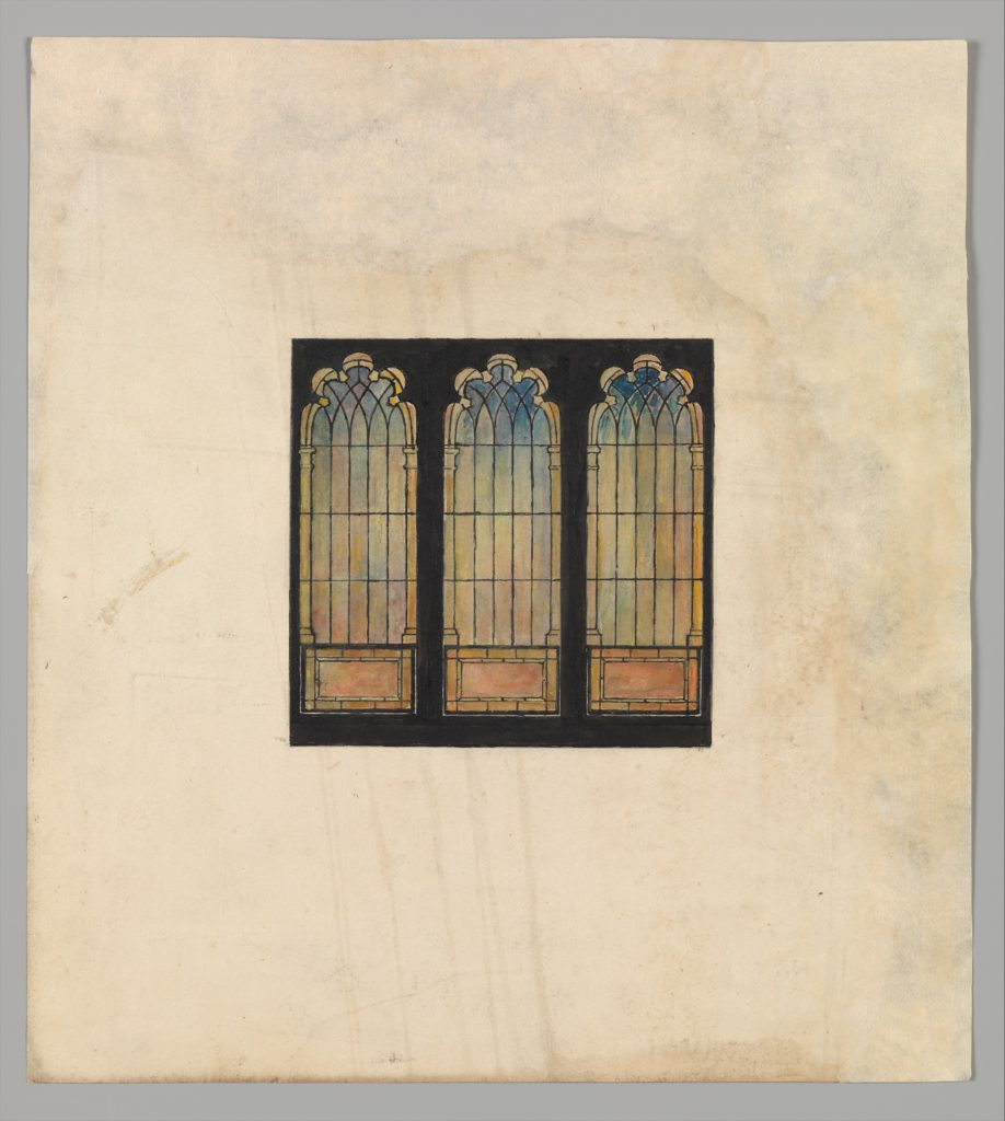 Design for three windows
