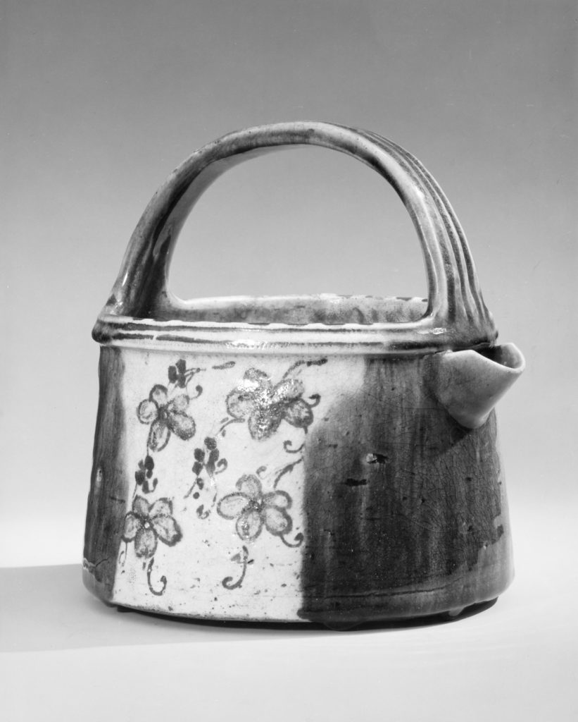 Ewer in the Shape of a Bucket
