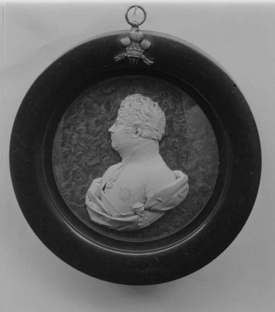 George Augustus Frederick, Prince of Wales (1762–1830), afterwards George IV of England (1820–1830)