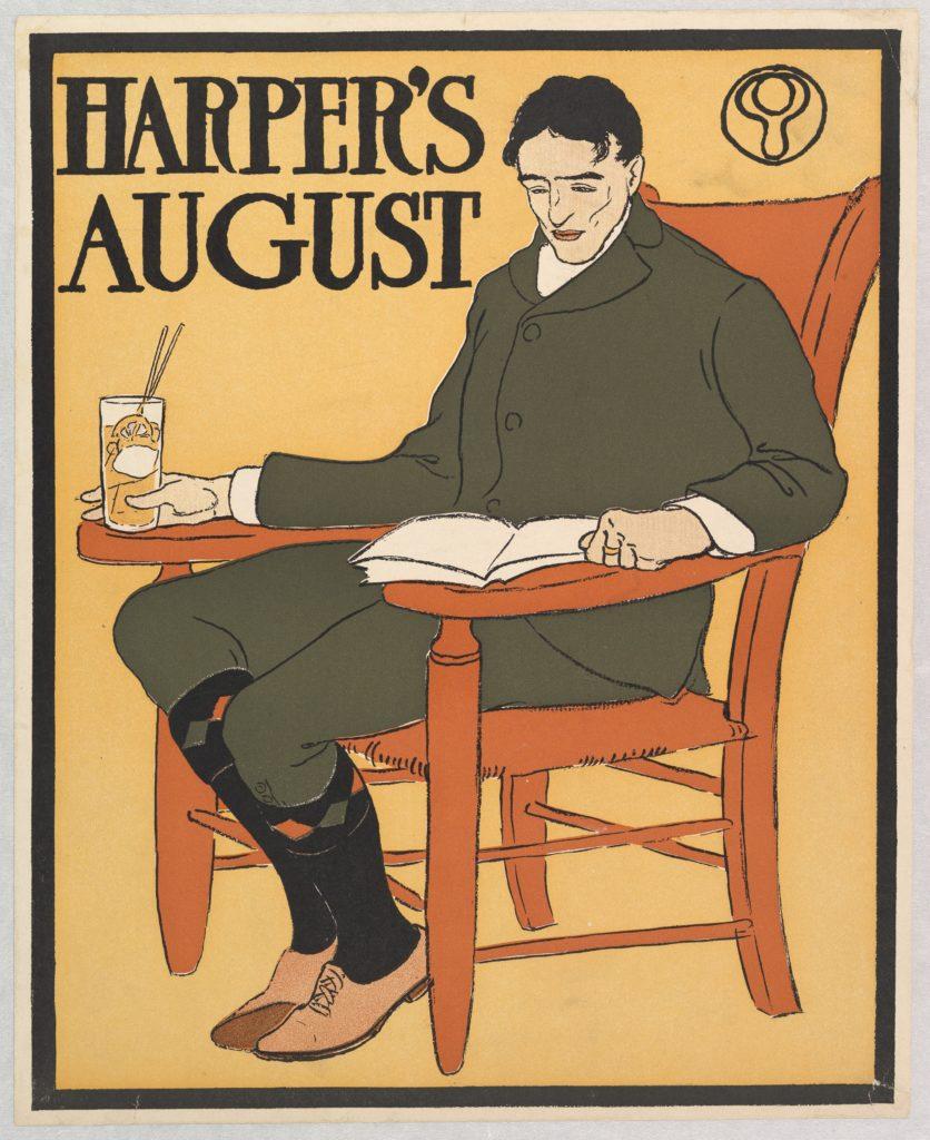 Harper's: August