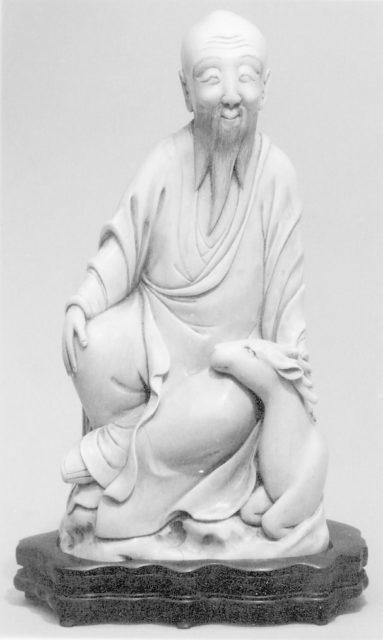 Jurōjin, God of Longevity and Wisdom