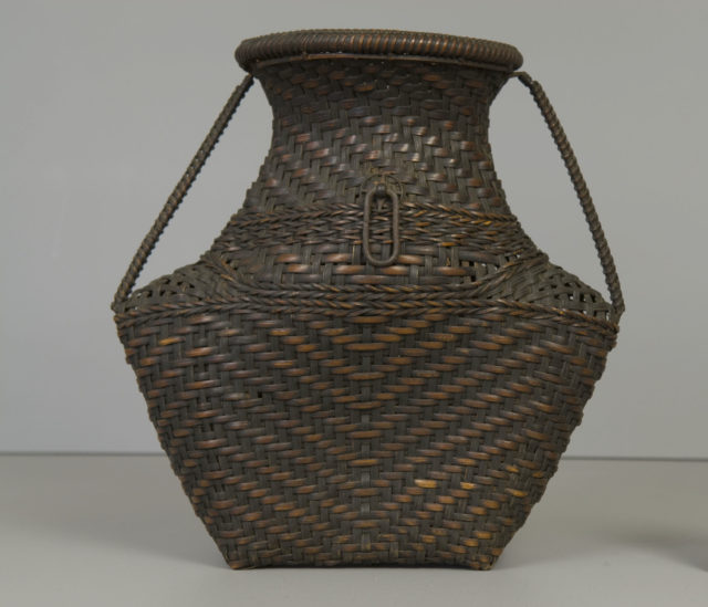 Karamono-Style Basket