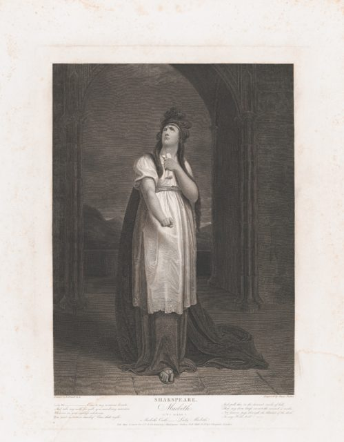 Lady Macbeth (Shakespeare, Macbeth, Act 1, Scene 5)