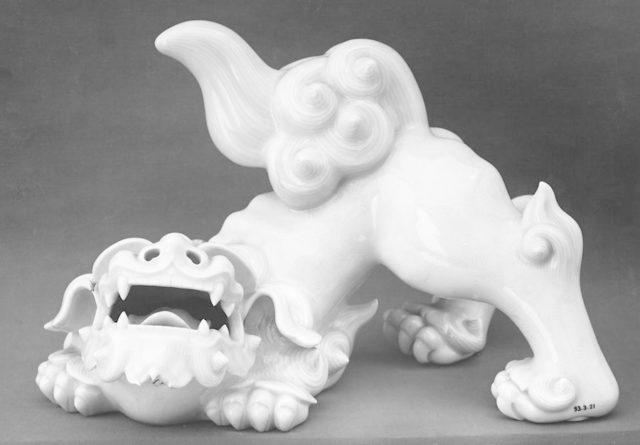 Lion-dog (Shishi)
