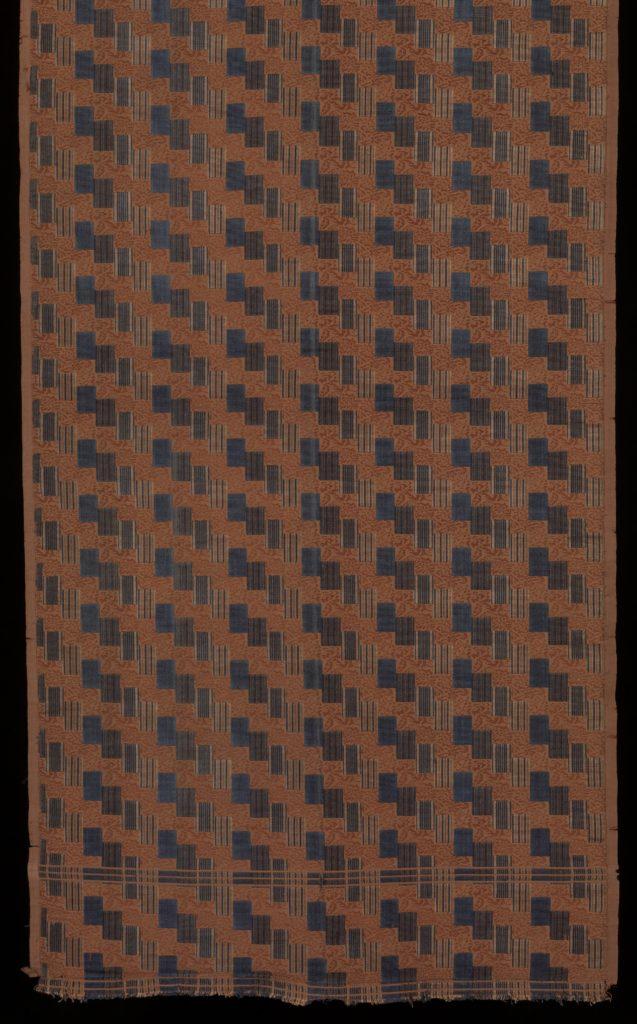 Obi with Geometric Patterns