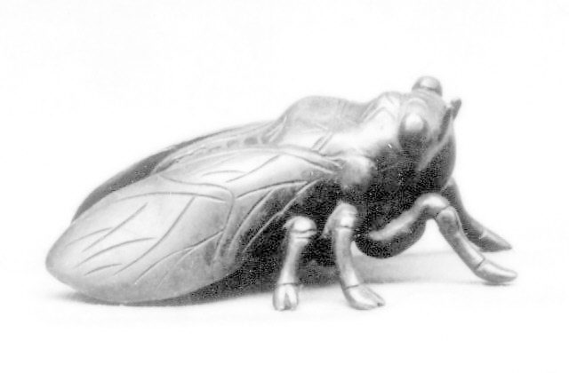 Ornament in the Form of a Bee
