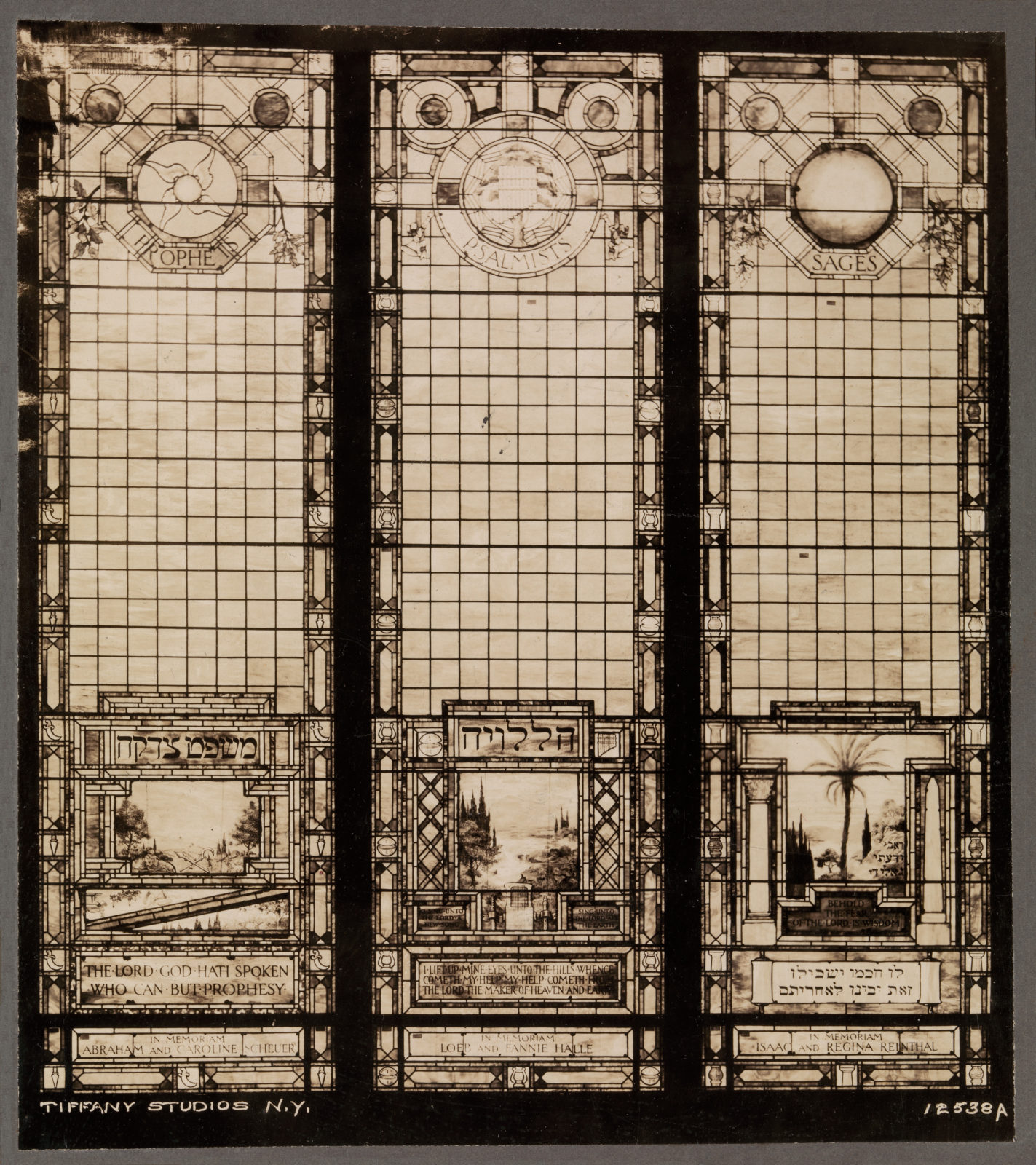Photograph of a window