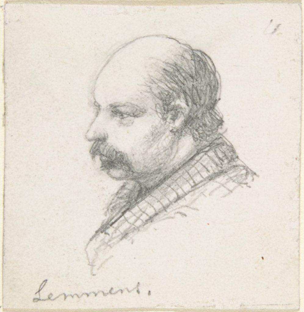 Portrait of Lemmens