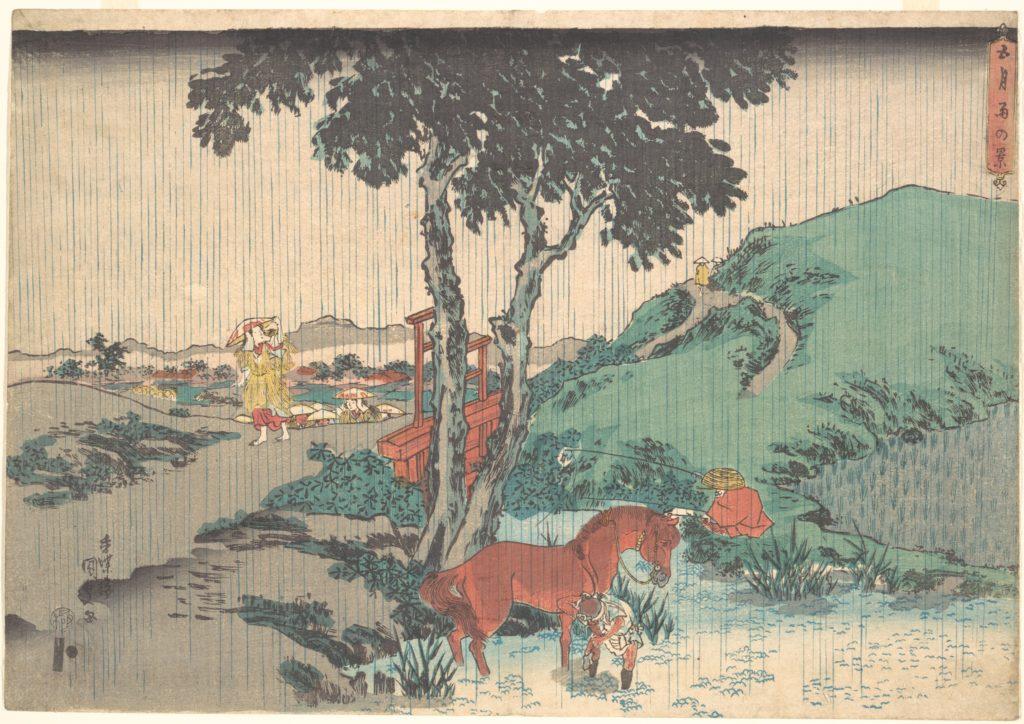 Rain of the Fifth Month (Samidare)
