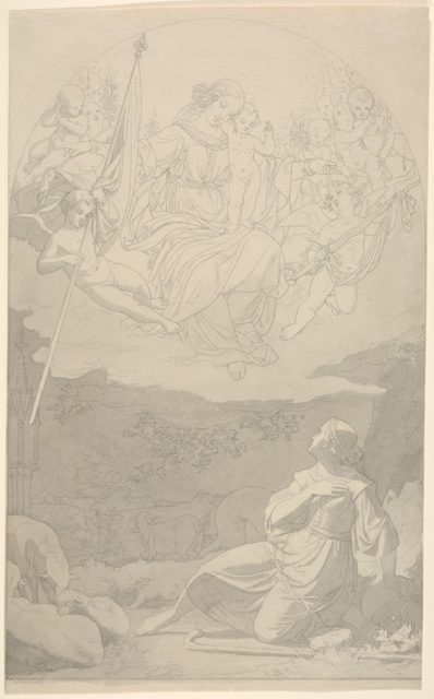 The Vision of Joan of Arc