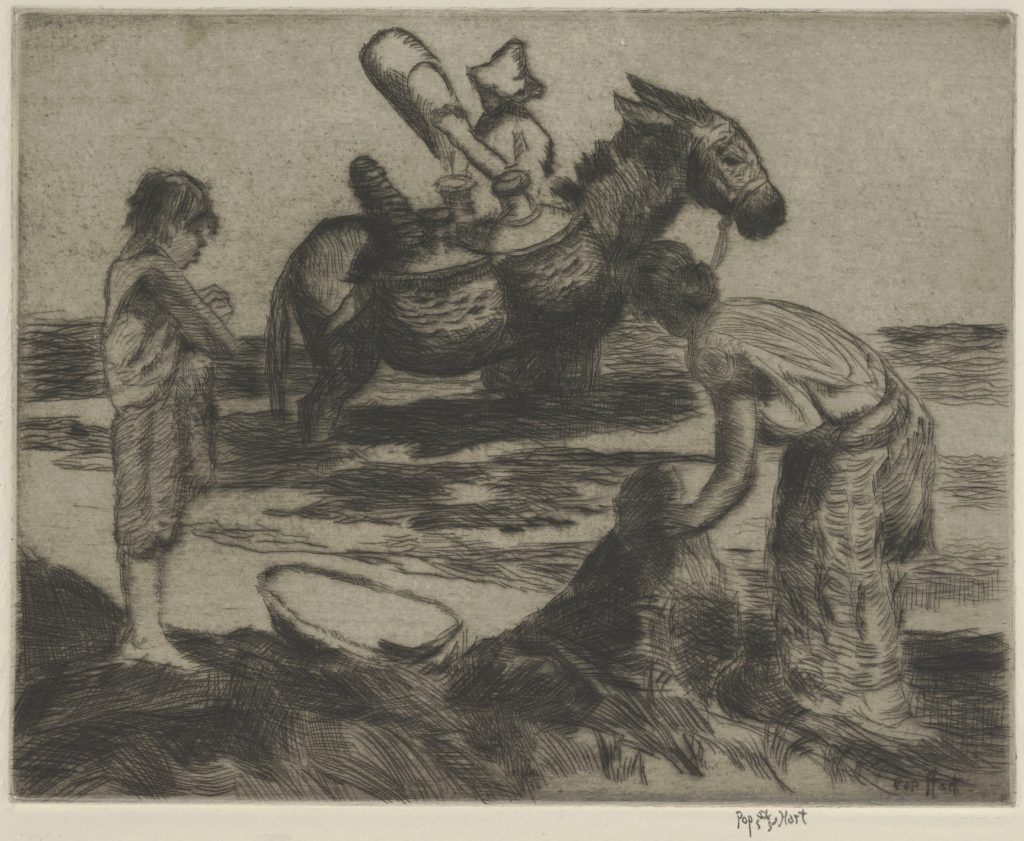 The Water-Carrier