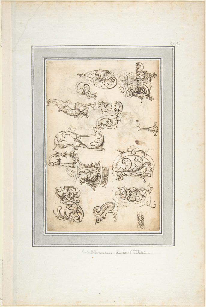 Various Ornamental Designs