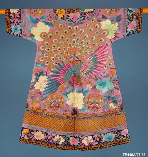 Woman's Birthday or Informal Ceremonial Robe