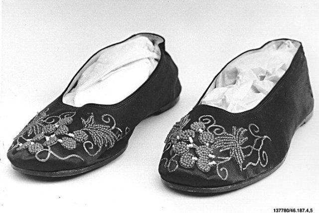 Woman's Wedding Shoe