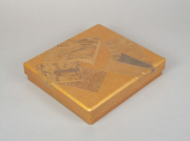 Writing Box with Illustrated Books