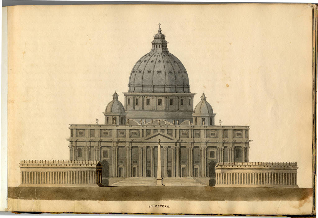 St. Peters, Rome
