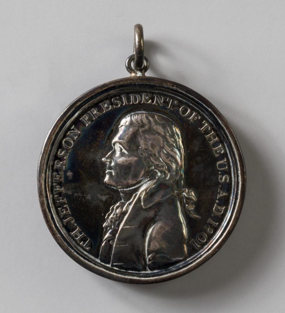 Medal of Thomas Jefferson