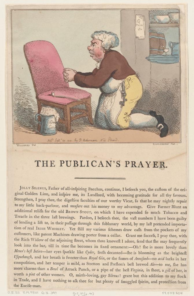 The Publican's Prayer