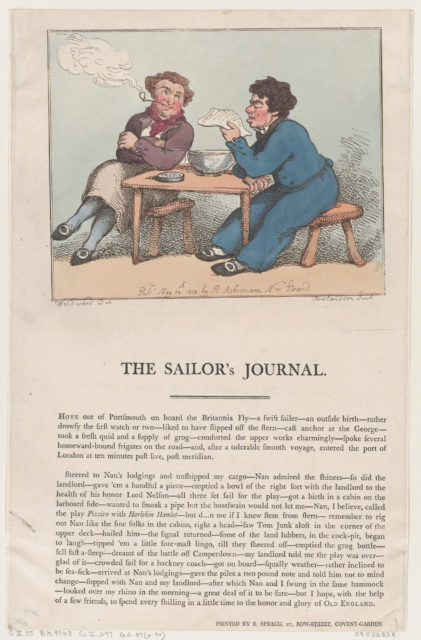 The Sailor's Journal