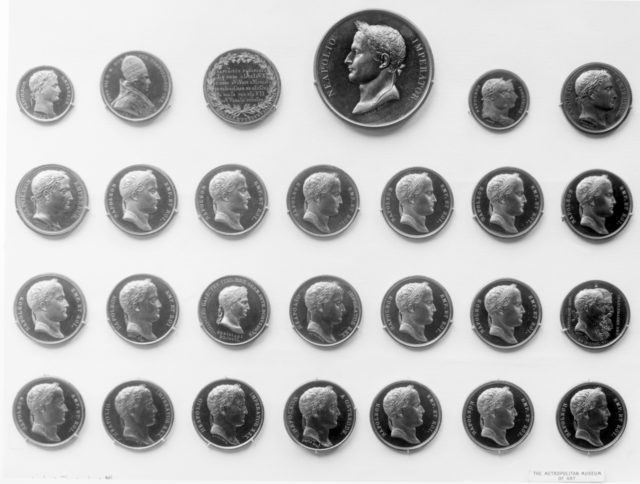 Establishment of the Public Coinage of Medals