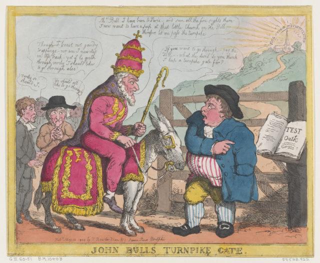 John Bull's Turnpike Gate